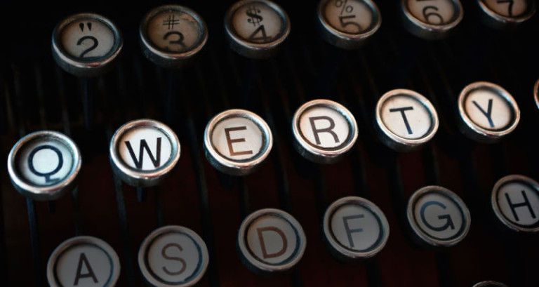 QWERTY keyboard pic