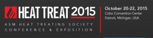 Heat Treating Show 2015 - Flame Treating Systems Inc