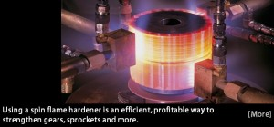 Flame-Treating-Systems-Gear-Sprockey-Hardening