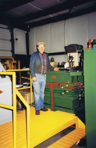 Flame Hardening Machines
