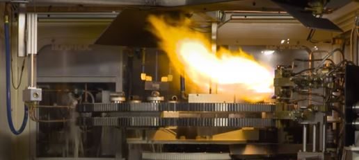 Flame Hardening Machines